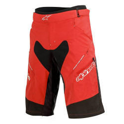 Pantaloni scurti Alpinestars Drop 2 Shorts red/black 30