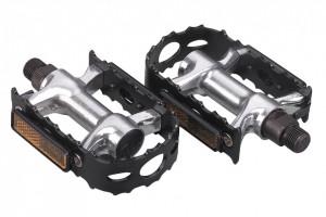 Pedale BBB BigFeet aluminiu ax CroMo BPD-1601