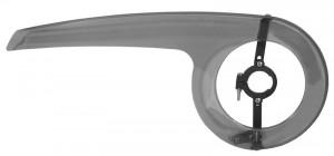 Protectie pedalier Force plastic transparent