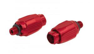 Reglaje tensiune cablu schimbator Force aluminiu rosii 2 bucati