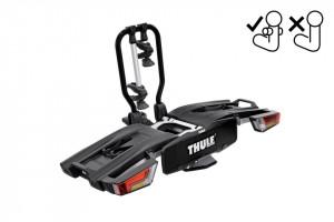 Suport biciclete THULE Easyfold XT pt carlig Fit4Bike - 2 biciclete 13 pini
