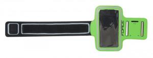 Suport Force pentru telefon mobil cu prindere pe brat verde