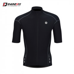 Tricou Ciclism DAREVIE Negru Polyester L