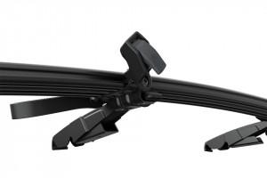 Adaptor THULE VeloSpace XT Bike pentru a 4-a bicicleta - Negru