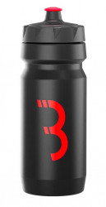 Bidon apa BBB BWB-0163 CompTank 550ml negru/rosu