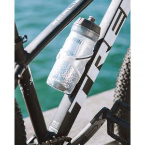 Bidon ZEFAL Arctica 55 - Silver/Black
