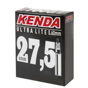 Camera KENDA 27.5/650 B x 1.9-2.125 Ultra Light FV 48 mm