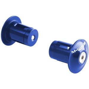 Capete Ghidon Aluminiu M-WAVE A RIO Albastru