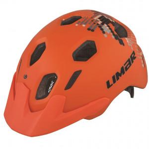 Casca LIMAR Champ - Matt portocaliu, M (52-58cm)