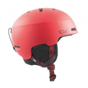 Casca TSG Tweak Solid Color - Satin Sonic Red L/XL