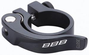 Colier tija sa BBB SmoothLever 34.9 mm negru BSP-87