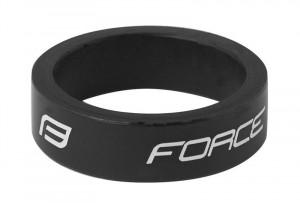 Distantier furca Force 1.1/8 10mm negru
