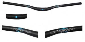 Ghidon CROSSER XCS101 35grade 31.8mm 720mm Negru/Albastru