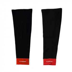 Incalzitoare picioare CROSSER CW-618 - Negru/Rosu L