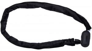 Incuietoare lant CONTEC Powerloc 7.5mm x 90cm - Negru