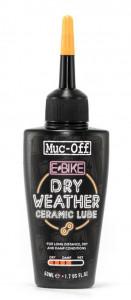 Lubrifiant Muc-Off Ebike Dry Lube 50 ml