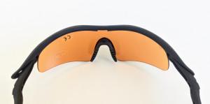 Ochelari LIMAR WF 608 Negru/Portocaliu