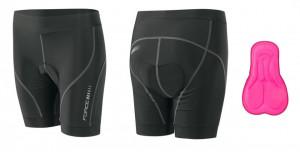 Pantaloni scurti cu bazon Force Lady-1 XL