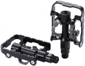 Pedale BBB DualChoice BPD-23 negre