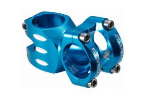 Pipa Reverse S-Trail 31.8/60 mm albastru deschis