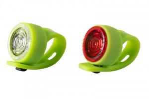 Set Flash cu Baterii EXTEND FLOPPY Lime