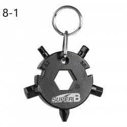 Set Mini Scule SUPER B TB- FD08- BK 8 functii