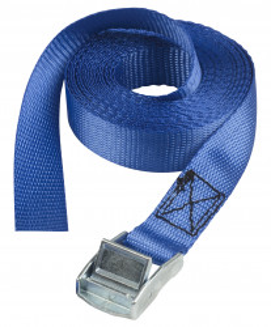 Set x2 chingi pentru ancorare Master Lock 2.50m x25mm Albastru