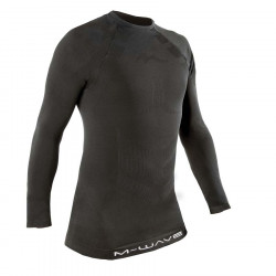 Tricou Functional cu Maneca Lunga M-WAVE BODY TOUCH LS XS/S