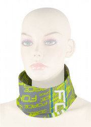 Bandana Force multifunctionala vara fluo/gri