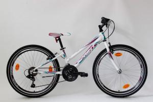Bicicleta Sprint Calypso 24 2021 Alb