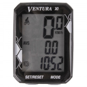 "Bike Computer VENTURA ""XI"" 11 Functii"