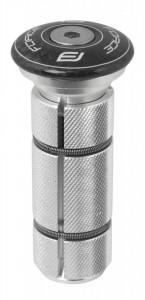 Capac si floare furca Force 1.1/8 52 mm pentru gat furca carbon