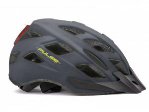 Casca Ciclism AUTHOR Pulse LED X8 58-61 cm Grey