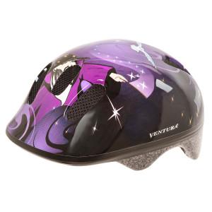 Casca Copii M-WAVE Wizard Purple S(52-57 cm)
