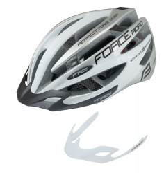 Casca FORCE ROAD Alb/gri S-M