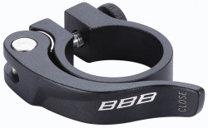 Colier tija sa BBB SmoothLever 31.8mm negru BSP-87