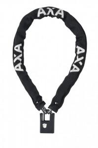 Incuietoare lant AXA Clinch 85x6 - Black soft
