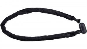 Incuietoare lant CONTEC Powerloc 7.5mm x 120cm - Negru
