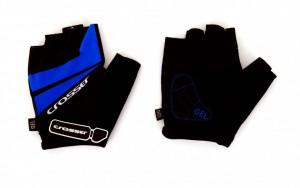 Manusi CROSSER CG-512 - Negru/Albastru L