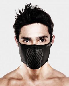 Masca pentru sportivi Naroo Mask X5s Bleu/Bej
