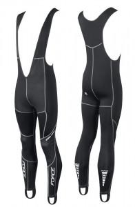 Pantaloni lungi cu bretele fara bazon Force Windster Z68 PRO negri M