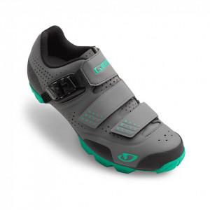 Pantofi dama Giro Manta R gri turcoaz