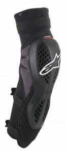 Protectii Genunchi/Tibie Alpinestars Bionic Pro Negru/Rosu L/XL