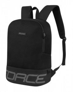 Rucsac Force Amager 20L negru/gri
