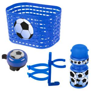 Set Accesorii Copii VENTURA Albastru