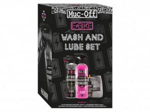 Set Muc-Off eBike Wash and Lube Kit