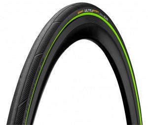 Anvelopa pliabila Continental UltraSport III 23-622 negru/verde