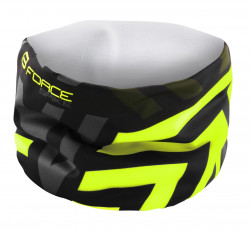 Bandana Force Spike Galben Fluo