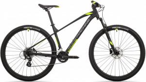Bicicleta Rock Machine Manhattan 40-29 29 Negru/Galben Neon M-17