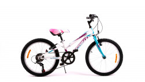 Bicicleta Sprint Calypso 20 6SP 2021 Alb Mat